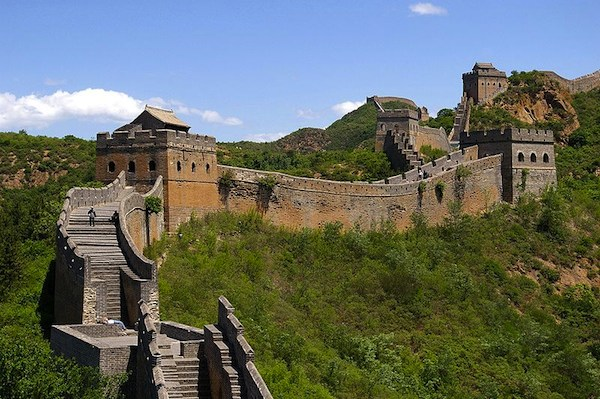 2 UNESCO World Heritage all-star - Great Wall of China