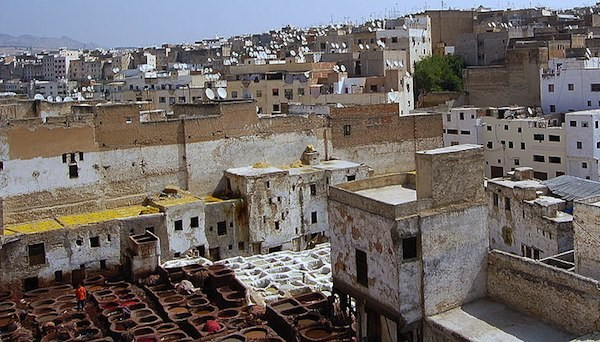 3 UNESCO World Heritage all-star - Medina of Fes, Morocco