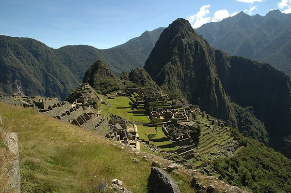 5 UNESCO World Heritage all-star - Machu Picchu, Peru