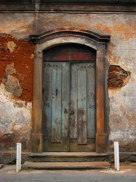 Photo of the Week (15 January 2012) - Doors to the Past, Ouro Preto, Brazil