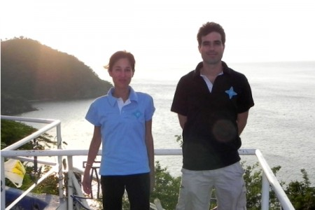 The staff of whl.travel local partner in Santa Marta, Colombia