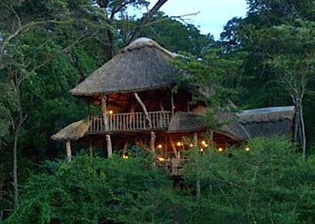 Bua Lodge in Malawi. Photo courtesy of Bua Lodge
