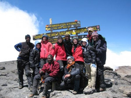 Kilimanjaro, the highest mountain in Africa, is strenuous and scenic climb