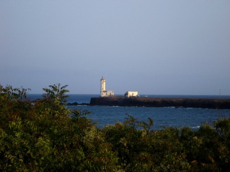 Lighthouse, Praia, Cape Verde