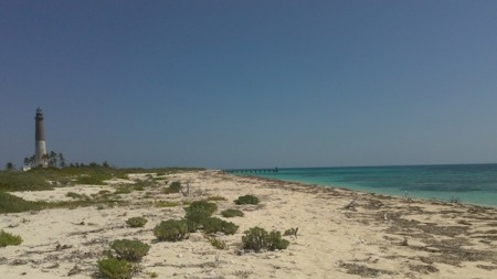Dry Tortugas National Park - (4) Loggerhead Beach by Amber Nolan