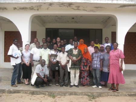 Tanzanian Community Library Association (TaCLA)