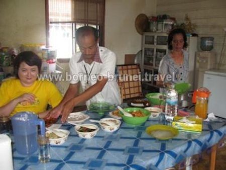 five senses - brunei - cooking class