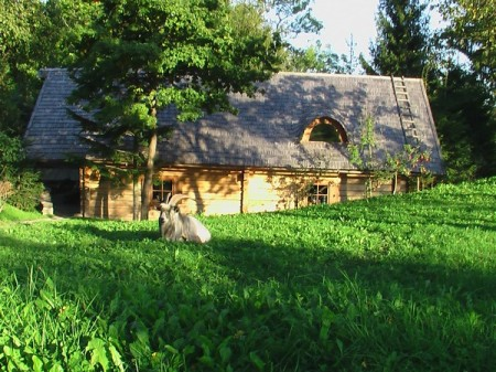 Lithuania agritourism - Prie Saltinio Farmstead