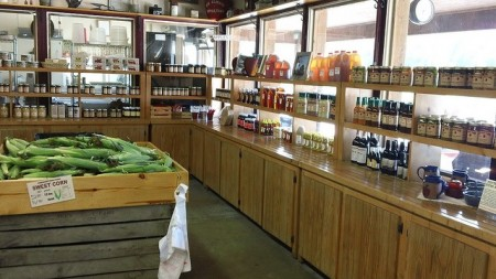 agritourism benefits - new local market