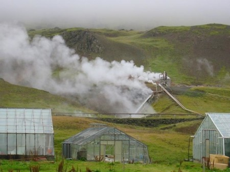 iceland-Hveragerdi-thermal greenhouses