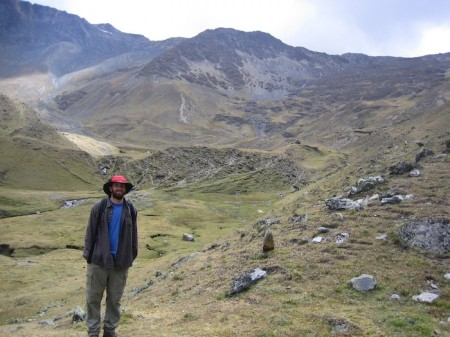 SA Luxury Expeditions Reviews Responsible Travel in Peru - Nicholas Stranziano in the Sacred Valley of Peru