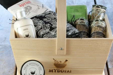 Homemade products from Myddfai, United Kingdom
