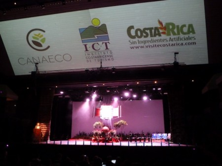 International Conference on Sustainable Tourism: Planet, People, Peace, held in San José, Costa Rica