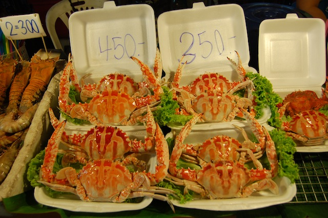 Best Seafood Restaurants In Phuket Patong