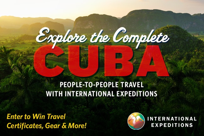 Explore the Complete Cuba with International Expeditions