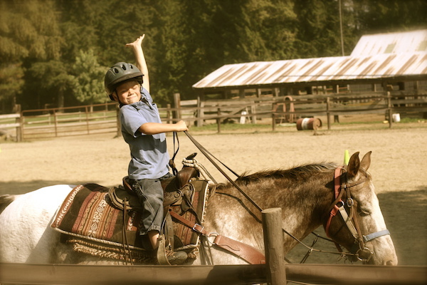 Family travel and dude ranches: a chance for all ages to discover magic