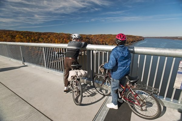 Walkway (and bikeway) over the Hudson State Historical Park