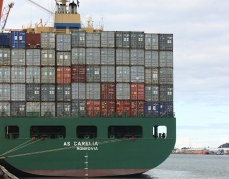 Trans-Oceanic Slow Travel: Booking Aboard Cargo Ships ...
